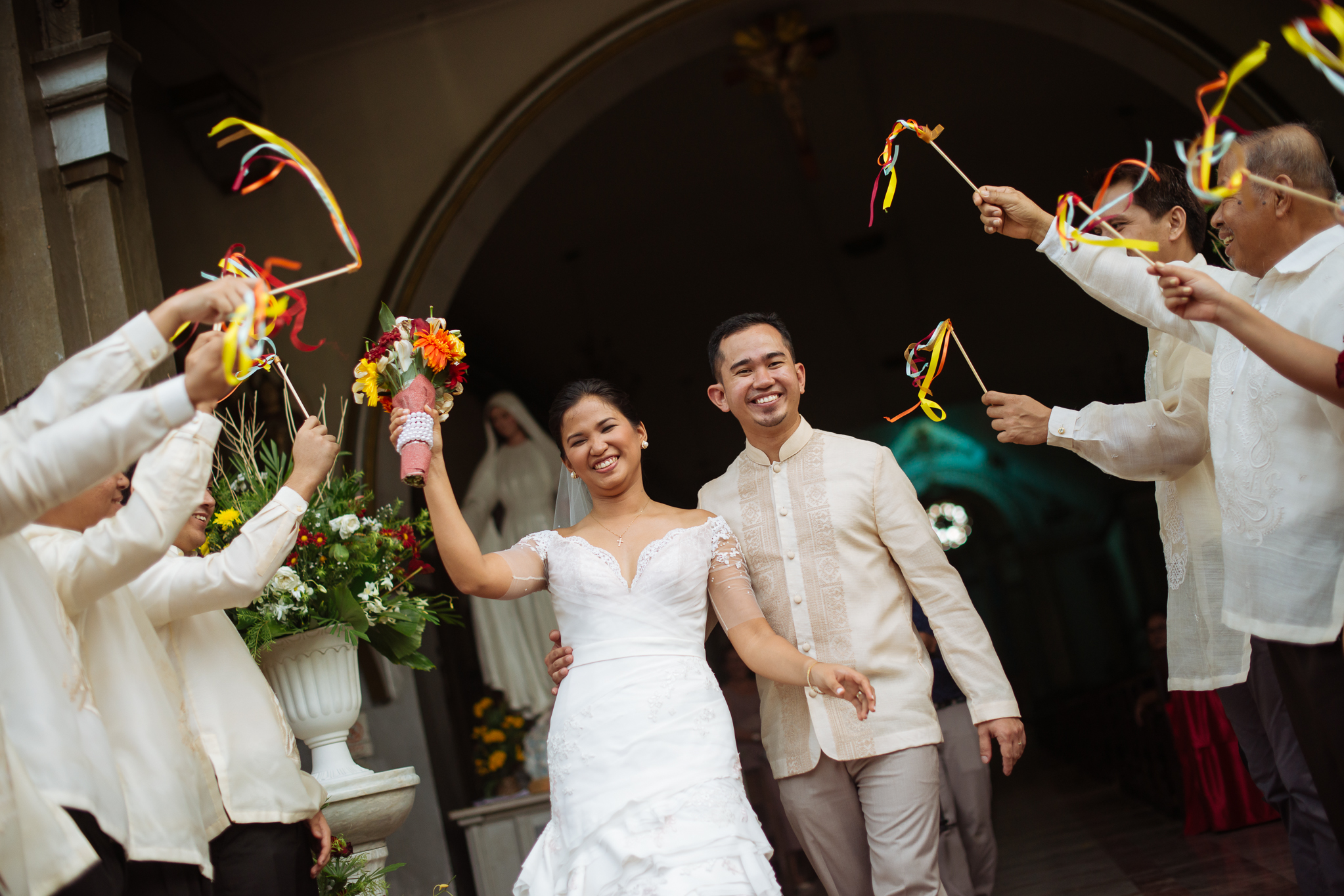 Micko & Kratz | Wedding in Dumaguete